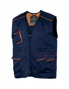 FIPCENTER-Gilet de travail panostyle® polyester coton-M6GIL