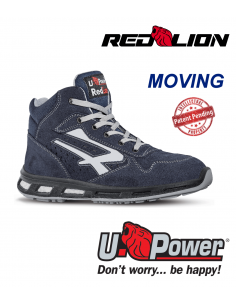 FIPCENTER-Chaussure sécurité montante UPOWER look basket REDLION MOVING S1P SRC-RL10086