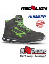 Chaussure de securité montante look basket REDLION HUMMER S3 SRC