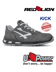FIPCENTER-Chaussure de sécurité UPOWER look basket REDLION KICK S3 SRC-RL20023