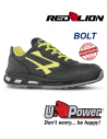 Chaussures de sécurité UPOWER look basket REDLION BOLT S3 SRC