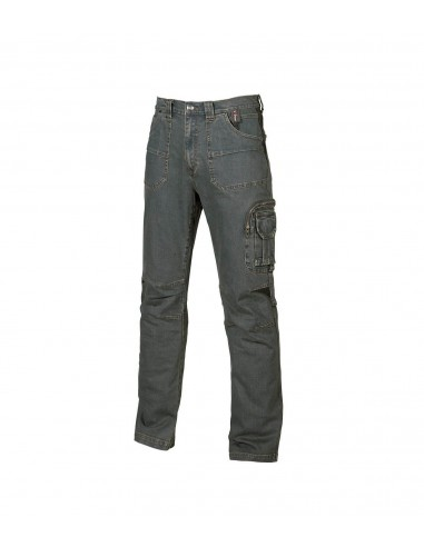 FIPCENTER-Pantalon de travail TRAFFIC en jeans stretch U-Power-ST071RJ