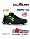 Chaussure de sécurité look basket RED LION MONSTER S3 SRC ESD