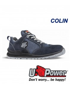 FIPCENTER-Chaussure de sécurité look basket FLAT OUT COLIN S1P SRC-UF20036