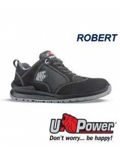 FIPCENTER-Chaussure de sécurité look basket FLAT OUT ROBERT S1P SRC-UF20096