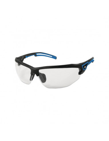 FIPCENTER-Lunettes polycarbonate incolore, Branches souples, Pont nasal - DELTA PLUS ASO2IN-ASO2IN