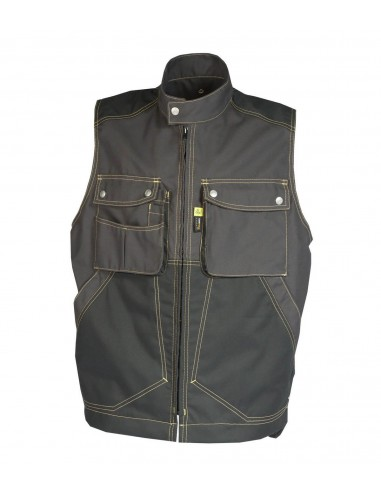 FIPCENTER-Gilet de travail artisans BTP craft worker-9261