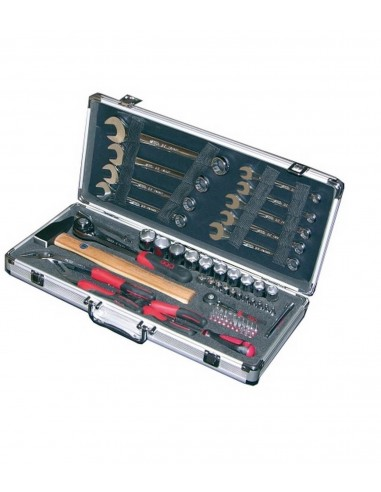 FIPCENTER-Valise multi-outils 69 outils mécaniques-CP-74Z