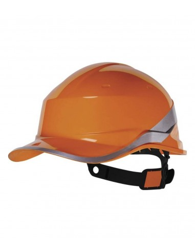 33d00f1c2a5f80 FIPCENTER-Casque chantier forme casquette baseball (x2 casques)-BASEBALL  DIAMOND V