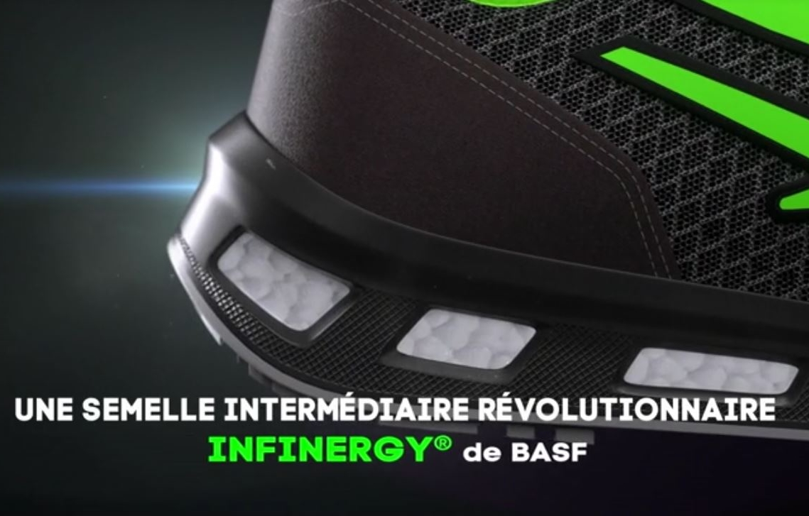 Technologie Infinergy Upower