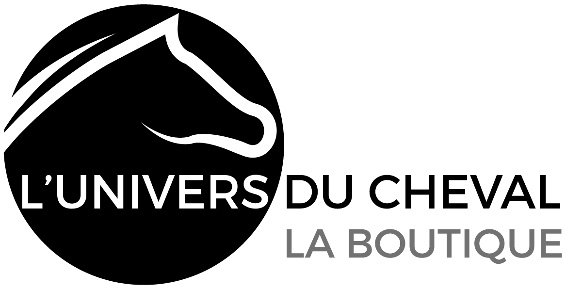 Logo boutique l'univers du cheval